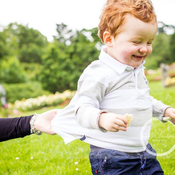 Outdoor Children's Photographer Northern Ireland, Lady Dixon Gardens Belfast