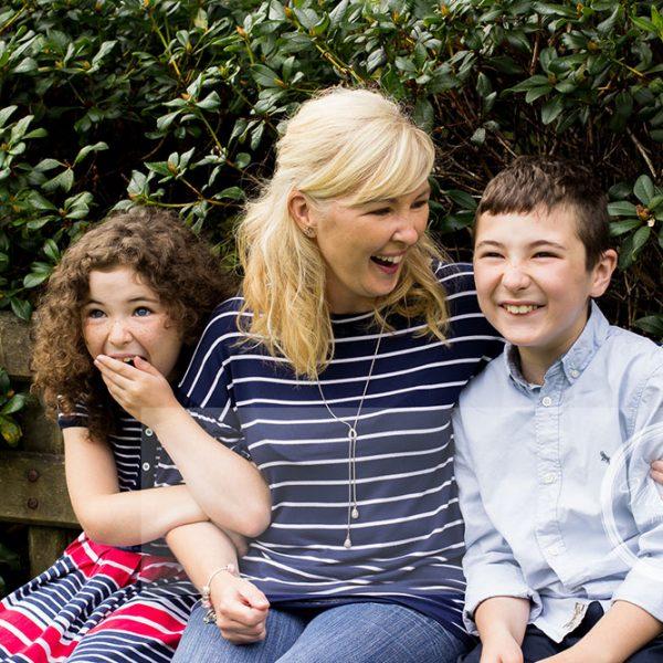 Mel Hudson Childrens Portrait Photographer Lady Dixon Gardens Belfast