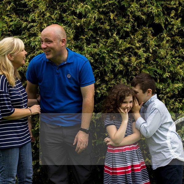 Mel Hudson Family Photography Sir Thomas and Lady Dixon Gardens Belfast, family portrait