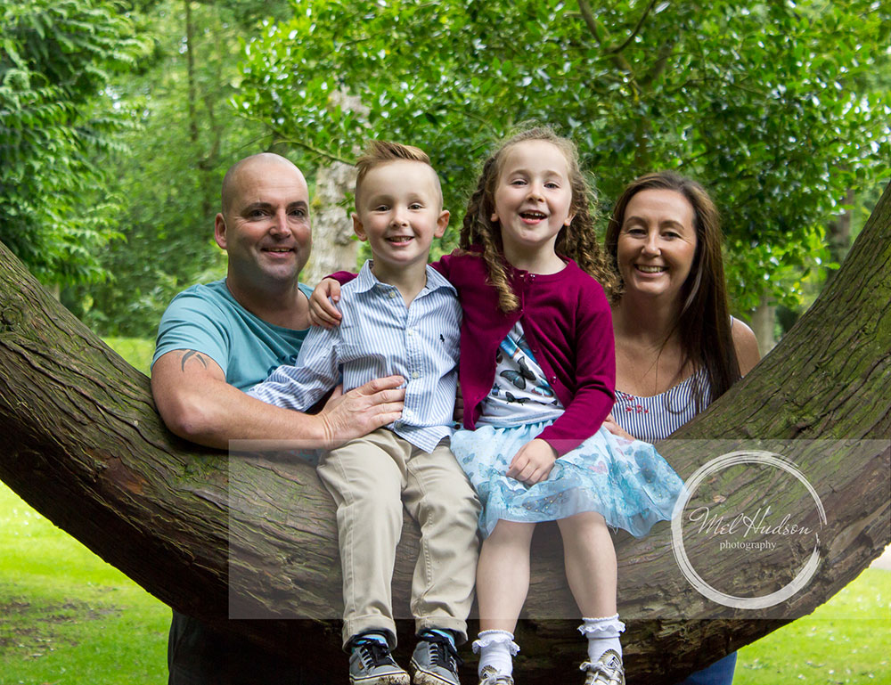 Northern Ireland Family Photographer, Antrim Castle Gardens Clotworthy House, Ballymena