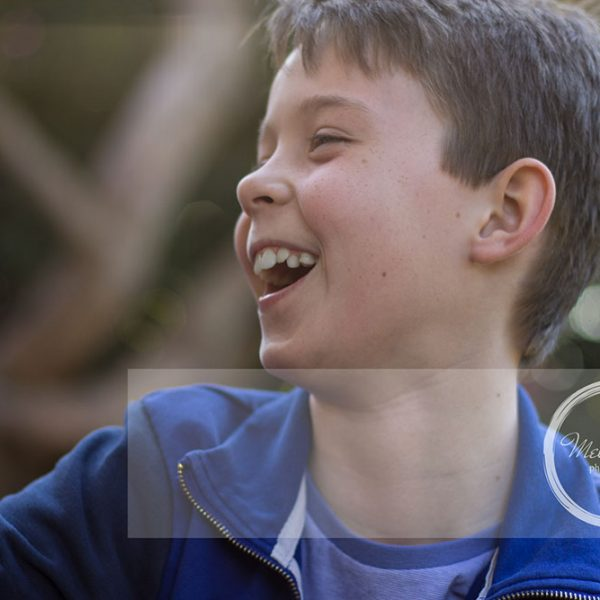 Mel Hudson Family Photography Belfast, young boy laughing