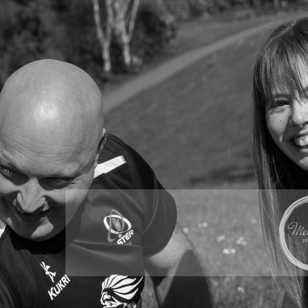 Mel Hudson Family Photography Belfast, Engagement Shoot at a park in Belfast