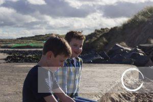 Mel Hudson Family Photography Belfast at Castlerock Beach 2018-12