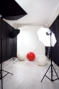 Image of a Studio Photography & Lighting Equipment
