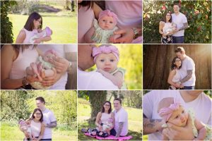 Sir Thomas and Lady Dixon Gardens Outdoor Newborn Photography Shoot Belfast