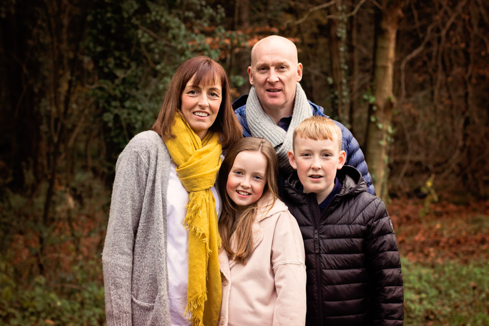 Outdoor Family Photographer Mel Hudson Newtownabbey