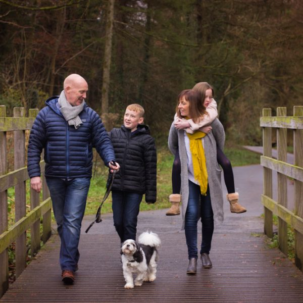 Family Photographer Mel Hudson, Autumn Family Shoot Newtownabbey