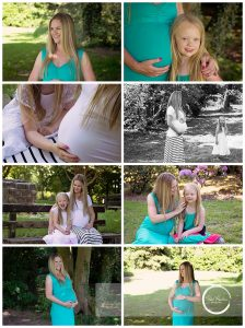 Mel Hudson Family Photographer Belfast, Northern Ireland Maternity Shoot Lady Dixon Gardens