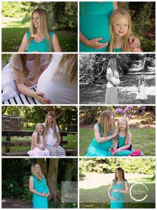 Mel Hudson Family Photographer Belfast, Northern Ireland Maternity Shoot Lady Dixon Gardens