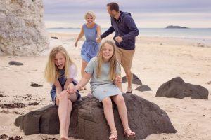Mel Hudson Family Photographer Whitepark Bay, Portush, BELFAST Photographer NORTHERN IRELAND 4