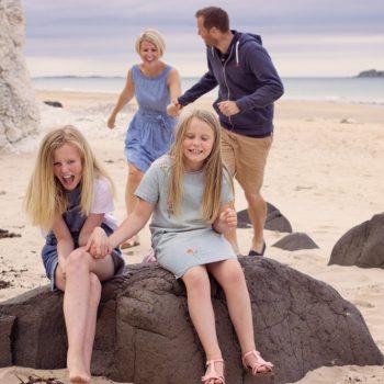 Mel Hudson Family Photographer Whitepark Bay, Portush, BELFAST Photographer NORTHERN IRELAND 4