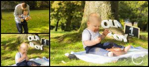 Carrickfergus Photographer Mel Hudson Family Photographer Cake Smash Shaftsbury Park Co Antrim