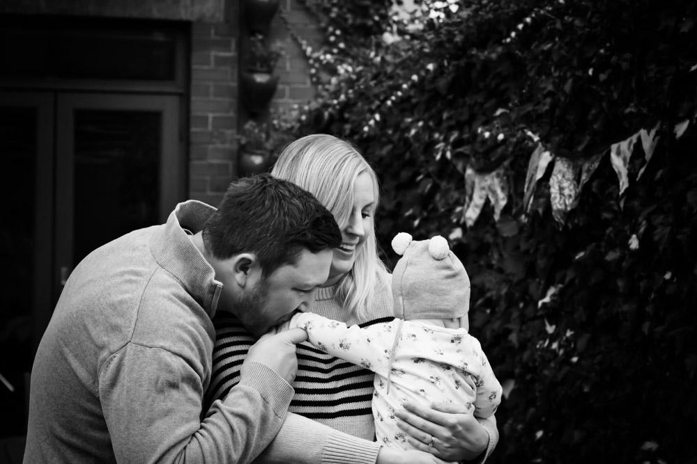 Mel Hudson Family Photographer at home family photoshoot BELFAST Photographer Mel Hudson