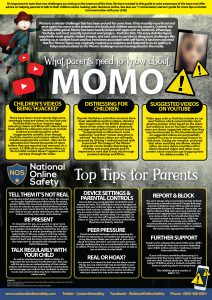 MOMO safety guide for parents
