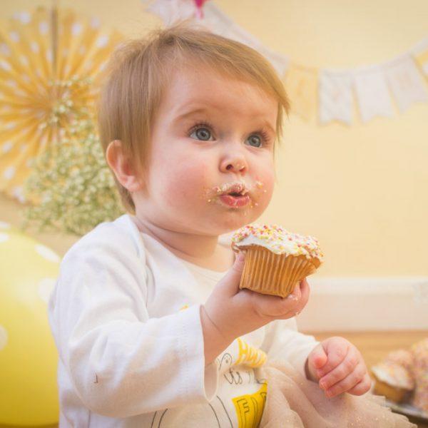 Mel Hudson Family Photographer Northern Ireland Cake Smash