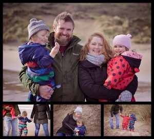 Outdoor family photographer in Northern Ireland, Mel Hudson