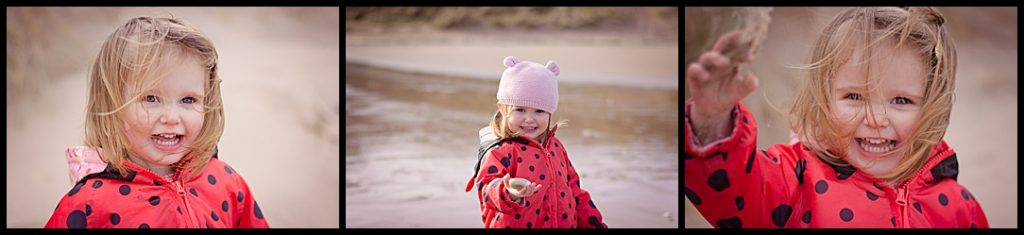 Whitepark Bay family photoshoot, North Antrim Coast