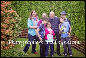 experienced family photographer