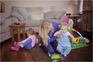 family photoshoot at home, Mel Hudson photography