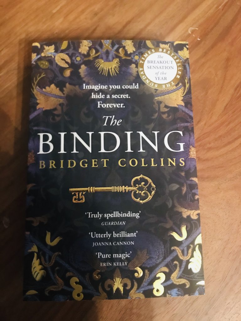 the Binding, bridget collins