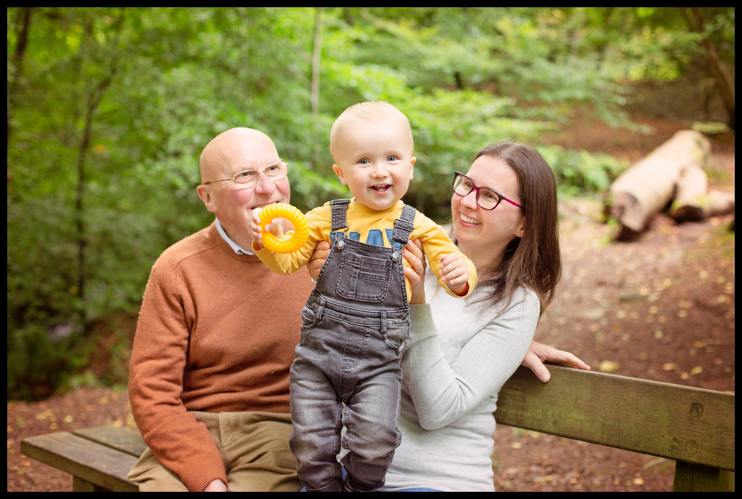 Grandparents Photoshoot – Belfast