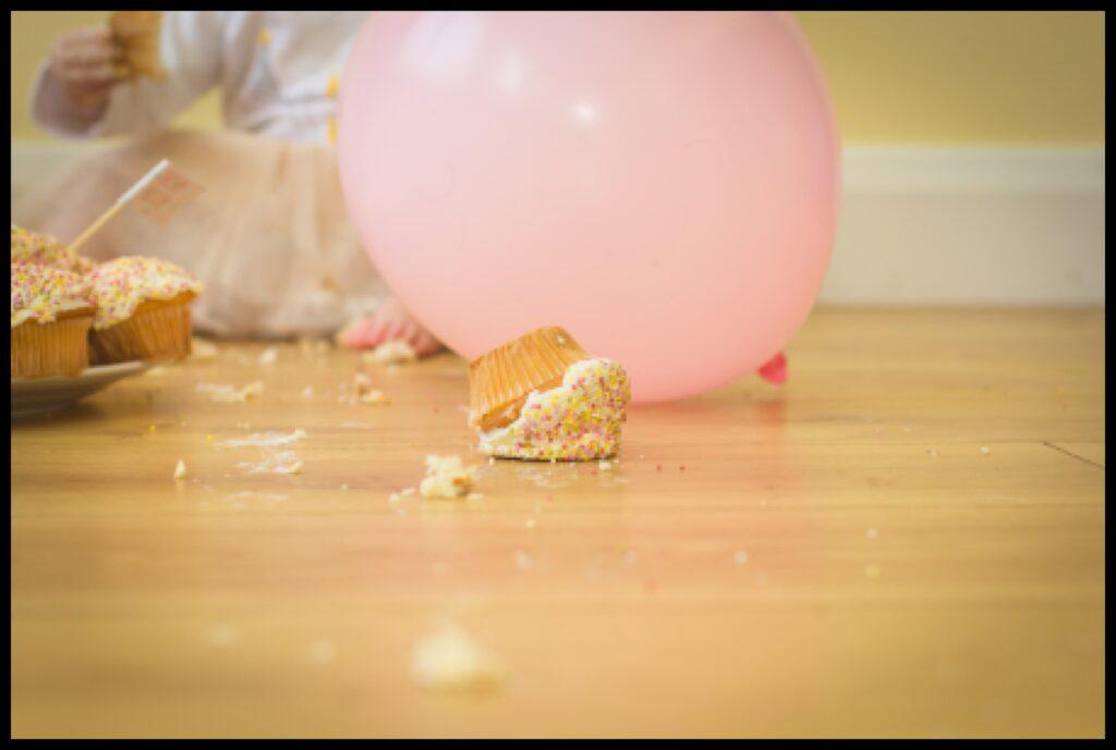 at home cake smash Belfast Co Antrim