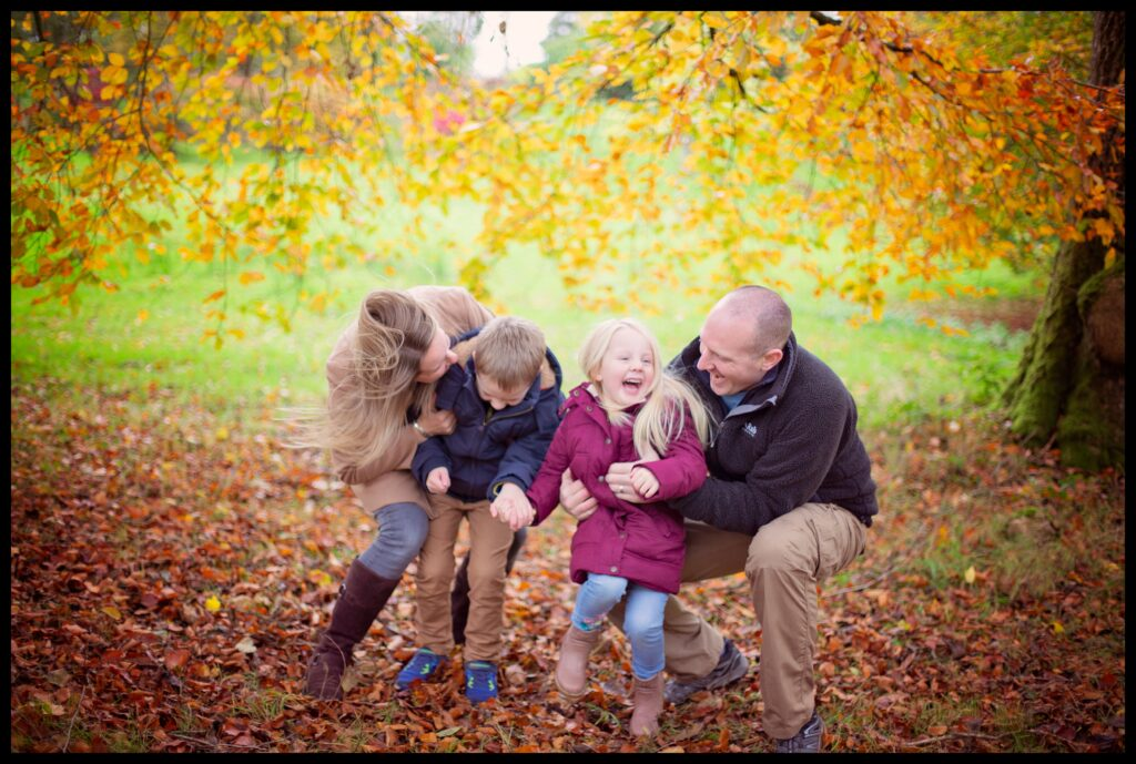 Belfast Family Photographer at Clandeboye Estate