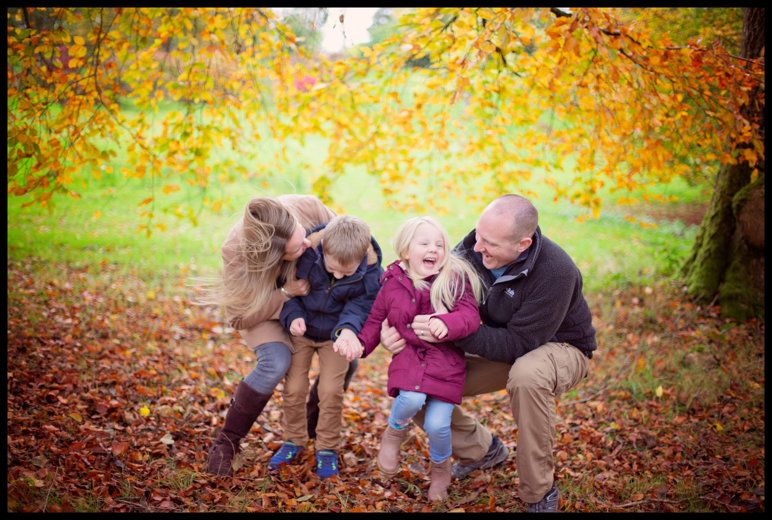 Family Photoshoot – Northern Ireland