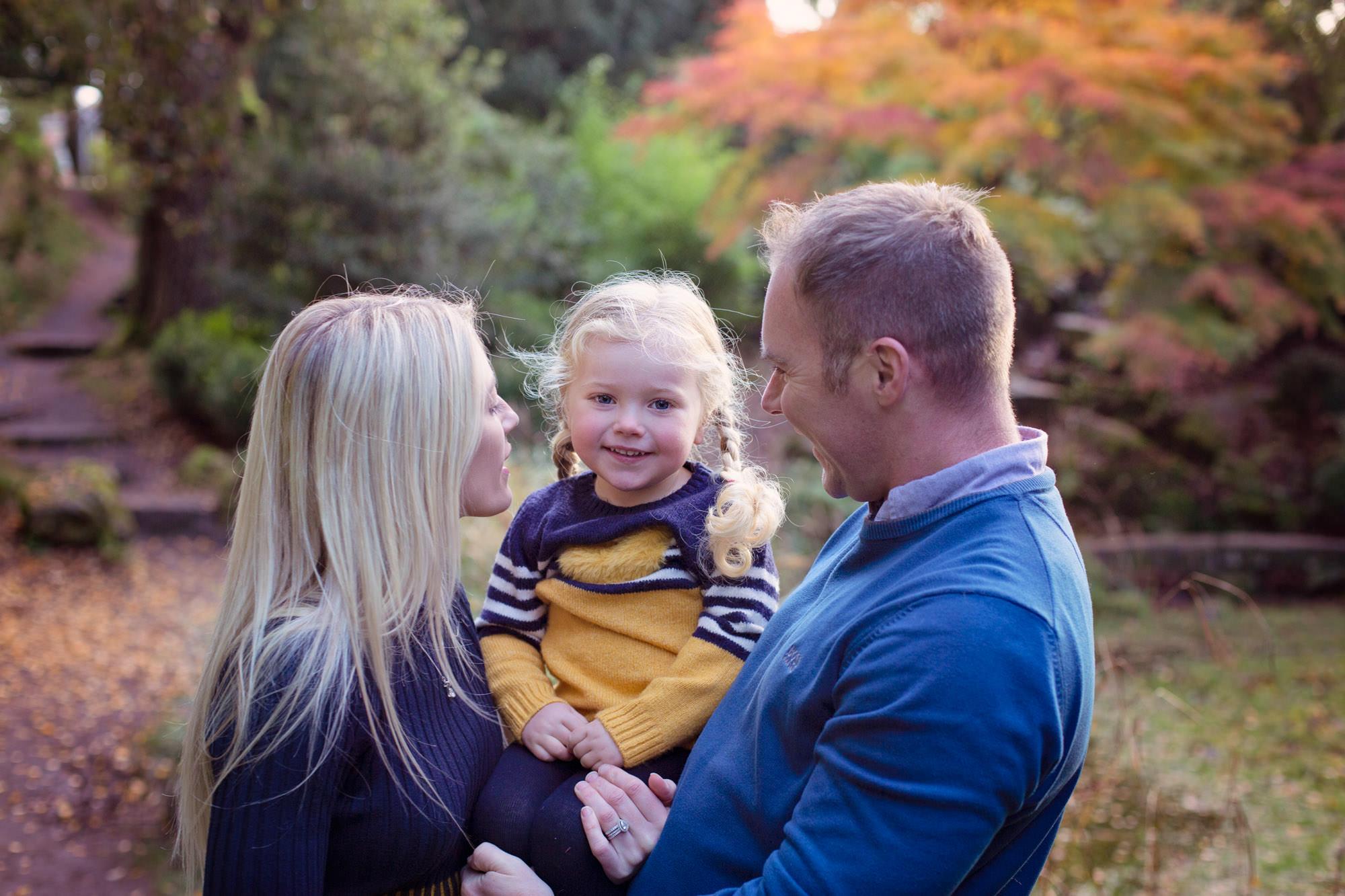 family photoshoot NI