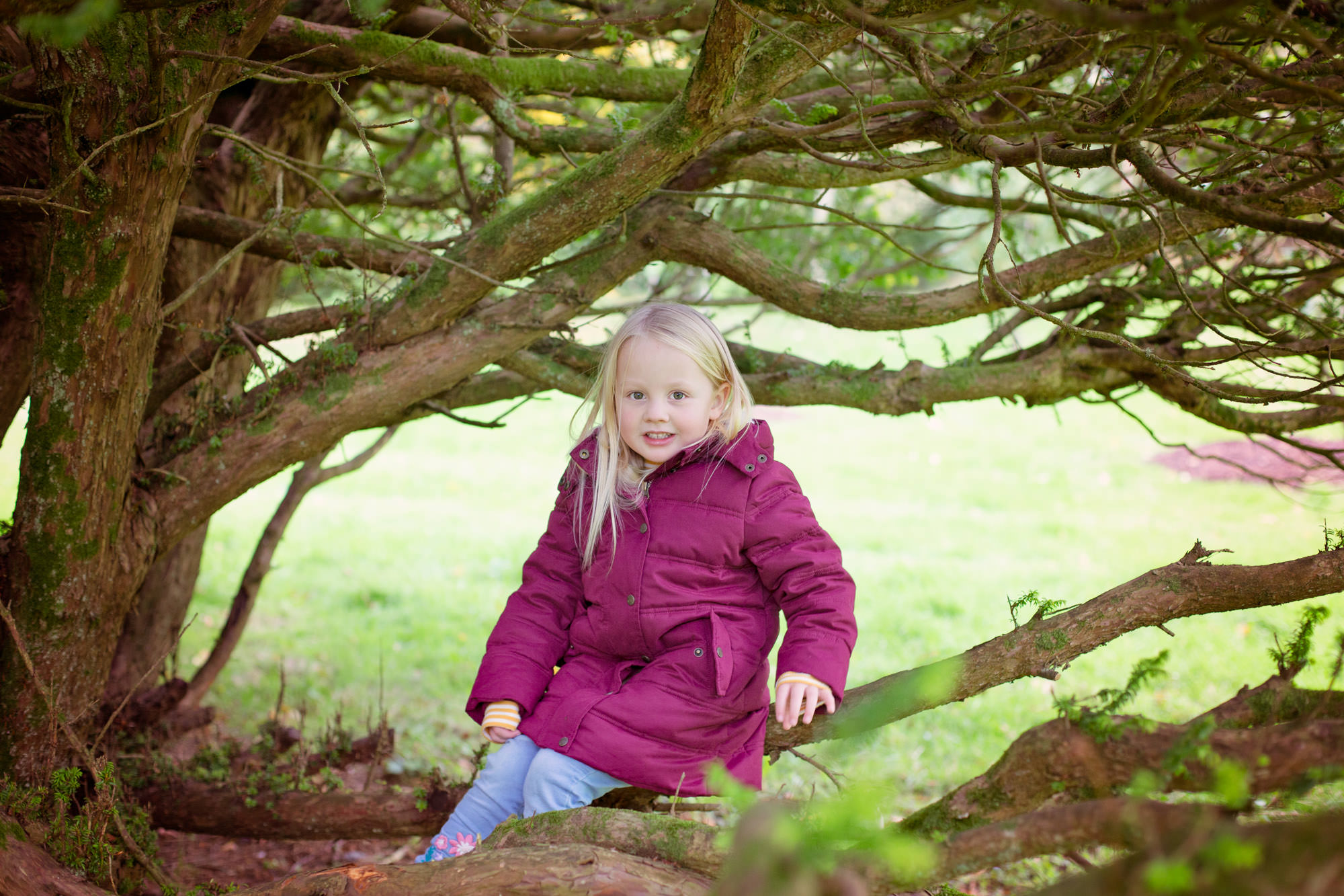Outdoor professional family photos BELFAST