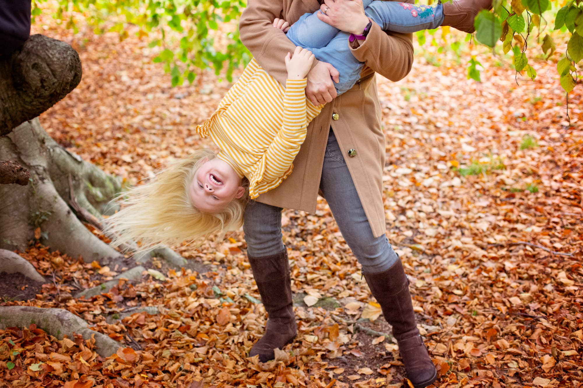 Outdoor family photographer BELFAST