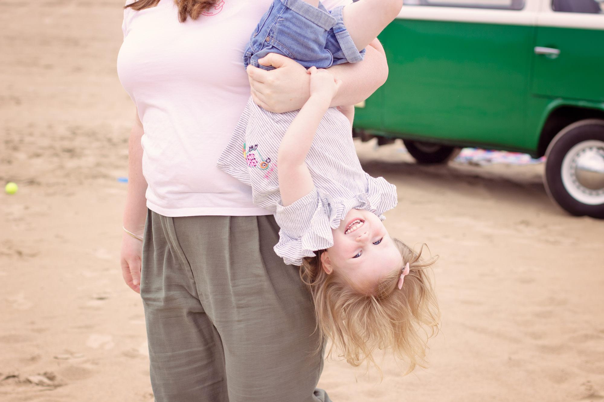 Family Photography at the North Coast Northern Ireland