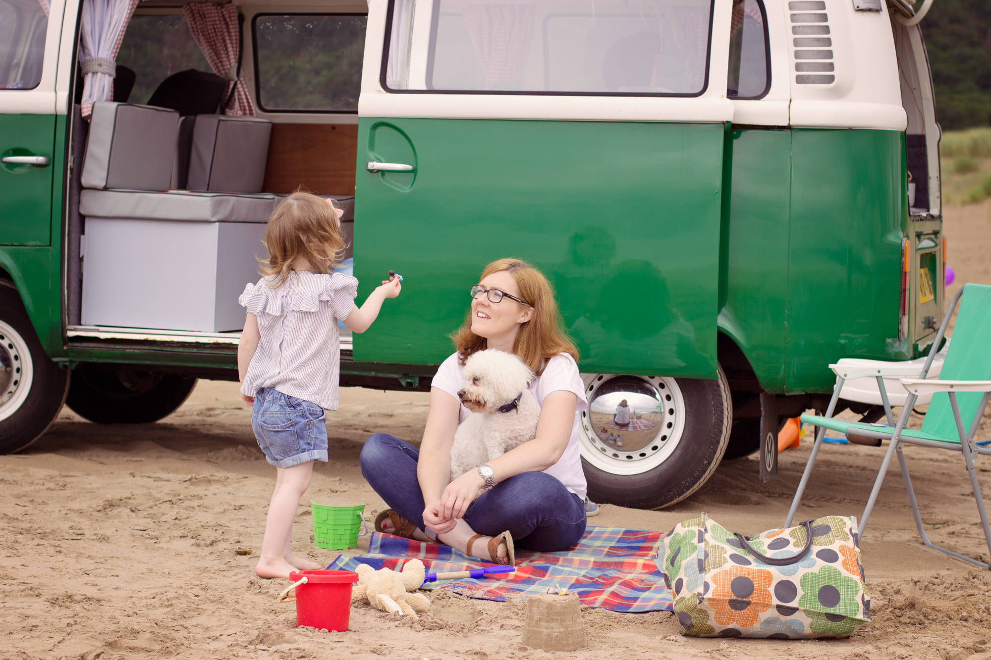 family photo session at Downhill beach Mel Hudson Family Photography