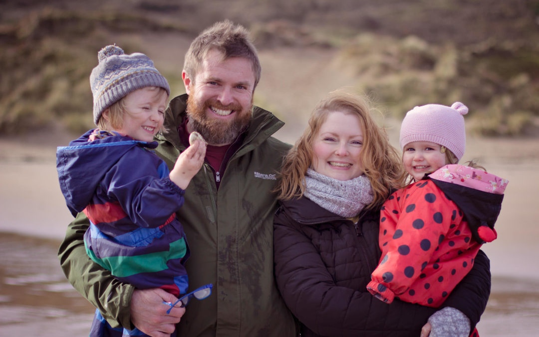 Family Photoshoot Package – Belfast