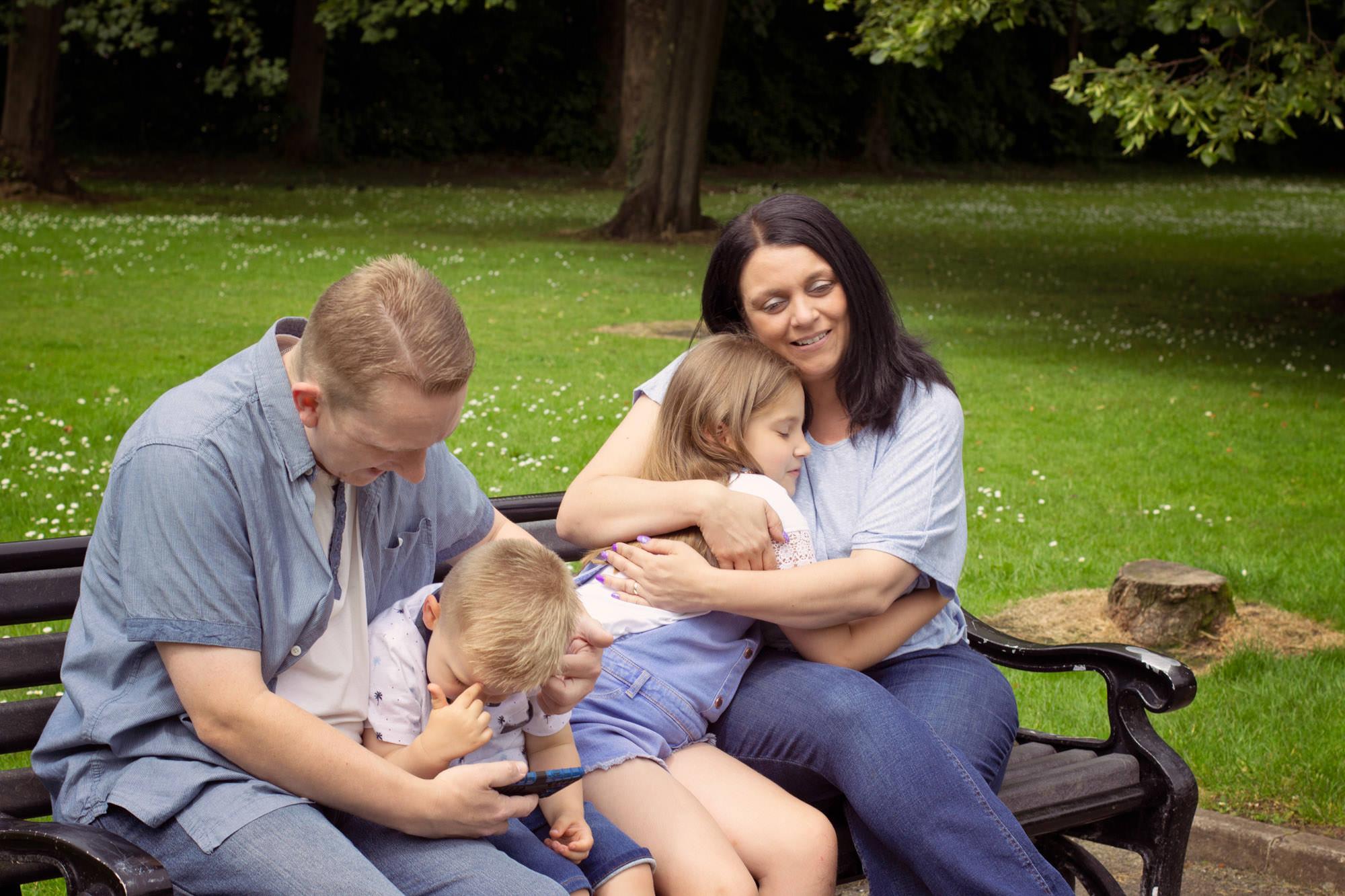 FAMILY PHOTOGRAPHER NORTHERN IRELAND