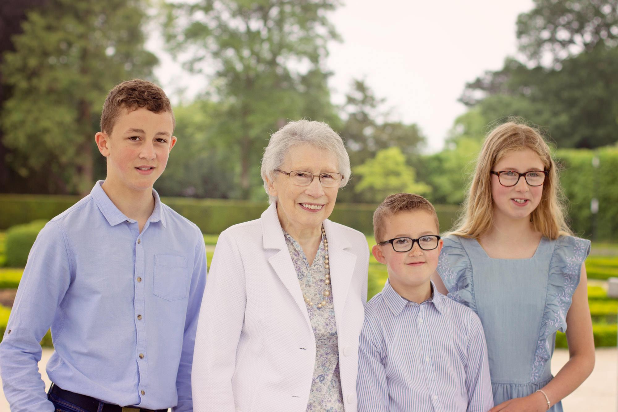 family photoshoot vouchers NORTHERN IRELAND