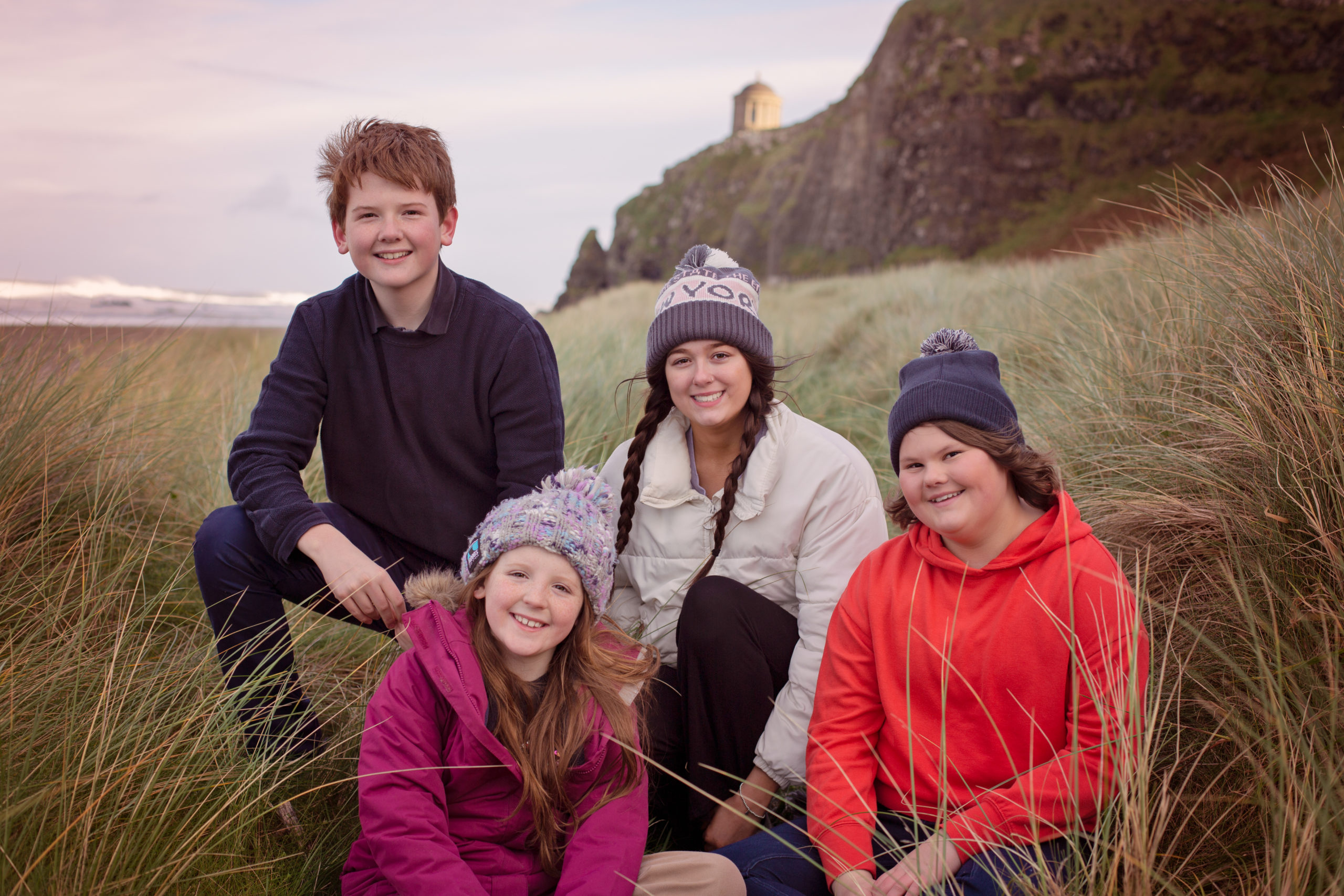 North Coast best family photos Co Antrim