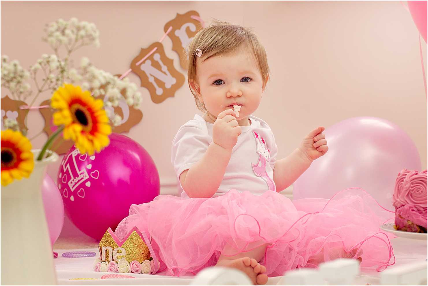 Baby's First Year Photography Package
