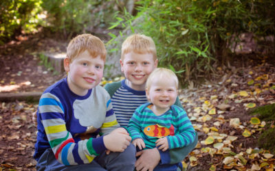 How to take the best family photos – Co Antrim